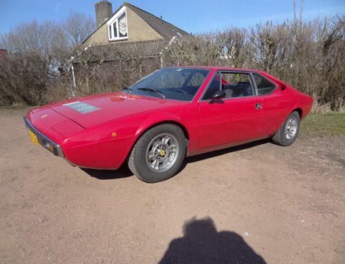 Ferrari Dino 208 GT4, bouwjaar 1974