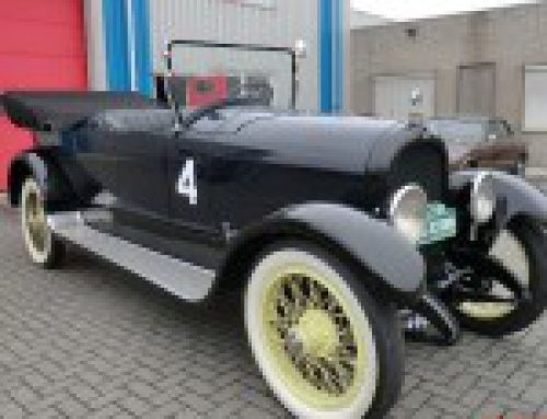 Marmon type 34, bouwjaar 1916