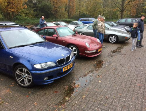 Porsche 911 Events te gast basis Leeuwarden